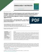 Expresión del gen transformador de tumores hipofisarios