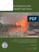 Wildfire Task Force Report