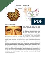 Artikel Gejala Hepatitis