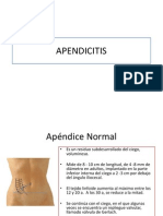 Apendicitis Terminada