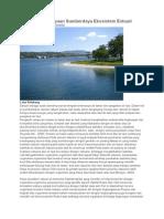 Sumberdaya Ekosistem Estuari