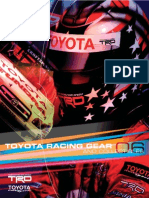 Trd Apparel Catalog 2006