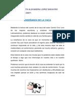 ENSEÑANZA DE LA VACA
