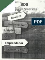 SDS Cuaderno de autoevaluación
