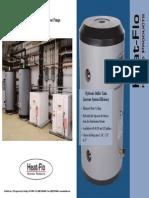 heat-flo hydronic buffer tanks 2011