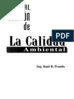 Manual Gestion Calidad Ambiental