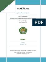 Ketentuan Hadd Pencuri Berdasarkan Kadarnya PDF