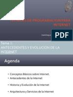 Tema 1=Antecedentes y Evolucion de La Internet-V1.2