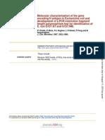 J. Clin. Microbiol. 1997 Fields 1066 70