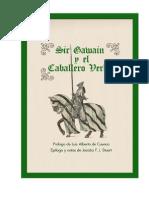 Sir Gawain y el Caballero Verde -  Anónimo