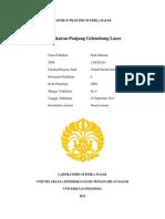 Laporan Pengukuran Panjang Gelombang Laser .pdf