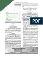 Decreto No. 36234 Reglamento Ley  Promoción de Competencia y Defensa de Consumidor
