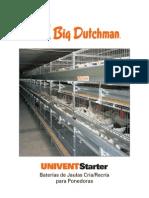 Big Dutchman Gefluegelstalleinrichtung Poultry House UNIVENT Starter Es