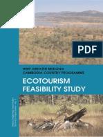 Ecotourism Feasibility Study WWF