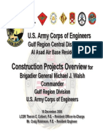 4 cdr theron colbert p e  - iraq electrical transmission  distribution projects