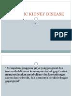 Chronic Kidney Diseaseanin