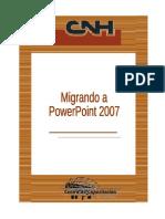 Manual Migrando a PowerPoint 2007