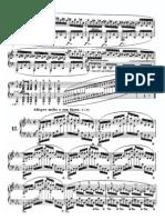 Etude in C Minor Op 25 No 12