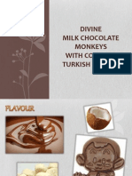 Milk Chocolate Monkeys