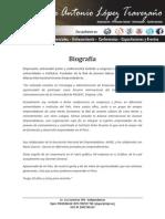 Conferencias Jorge Lopez - Propuesta