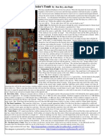 Jesters Tomb-1 Page Dungeon