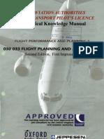 JAA ATPL BOOK 7 - Flight Planning and Monitoring
