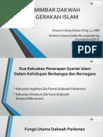 Mimbar Dakwah Gerakan Islam - Utuh