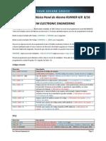 Programacion Basica RUNNER 4-8 8-16 Resumen