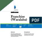 Franchise (Modul Z)