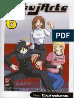 Libro Anime 6 Expresiones