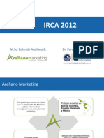 Arellano-marquina - Presentacion Irca 2012