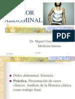 12. Dolor Abdominal e Ictericia (1)