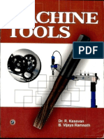 Machine Tools Kesavan