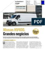 "NISSAN NV400 NA ""TURBO OFICINA - MECÂNICA E TECNOLOGIA"""