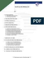 Manual Operacao Cnc