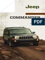 2009 Jeep Commander (XK) User Guide