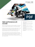 Yamaha 2013 FZ1Fazer-ABS