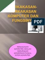 Perkakasan komputer