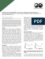Caracterizacion de Fracturas Asociadas a Las Perdidas de Fluidos