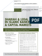 Shariah & Legal Issues in Islamic Banking & Capital Markets _ Missi Inchyra - Academia