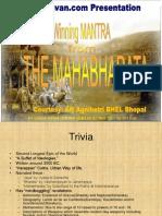 Winning Strategy - Mahabharta