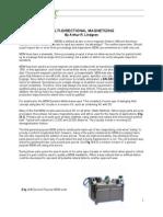 Multidirectional Magnetizing