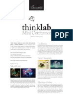 ThinkLab Mini Conference 2009