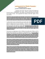 Islamic Fundamentals for Hindu Dummies