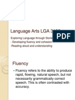 Language Arts LGA 3103