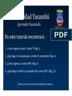 TUTORIAL PDF.ingreso Aula Distancia
