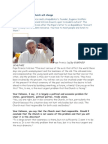 Interview With Pope Francis