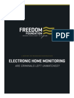 Electronic Home Monitoring