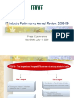 India's IT Hardware Sector_Industry Association MAIT_2008-09_Halfyearlyreview_Jul 13' 09