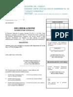 Regione Veneto. Deliberazione n 560 Del 22.08.2013